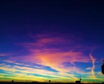 Albuquerque sky.