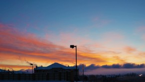 Cold Denver mornings