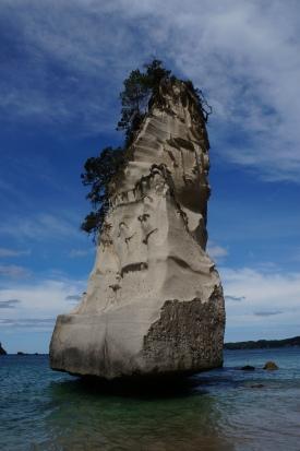 Rock pillars like whoa.
