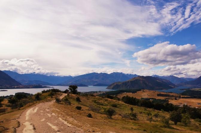 Wanaka and the West Coast.