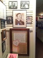 Clark Gable honeymooned here