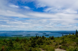 Cadillac Mountain.